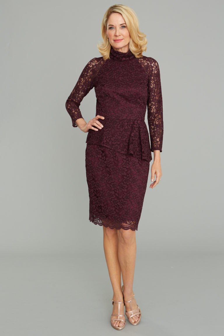 Antonia Dress, Lace Dress, San Francisco