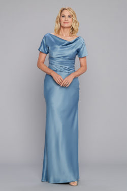 Siri Gowns, Harmony Gown 9157 Satin Charmeuse, San Francisco