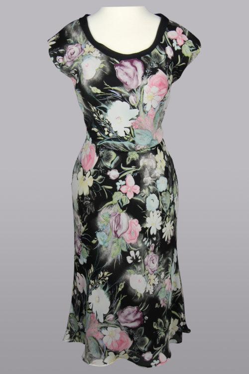 Siri Dresses - Cassandra Floral Dress