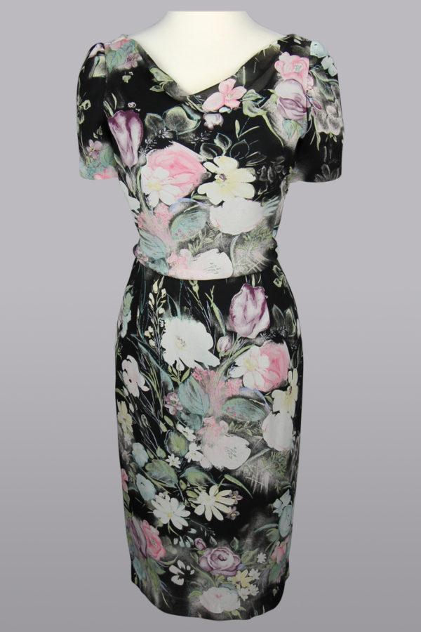 Siri Dress, San Francisco, Floral Dress