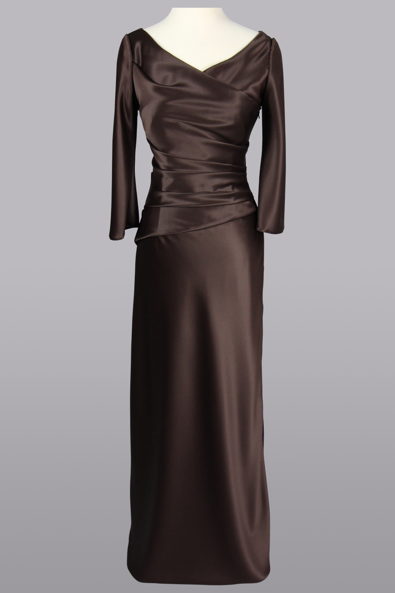 Chocolate Gown