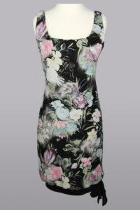 Floral Print Dress, Black Printed Dress, Dresses in San Francisco,