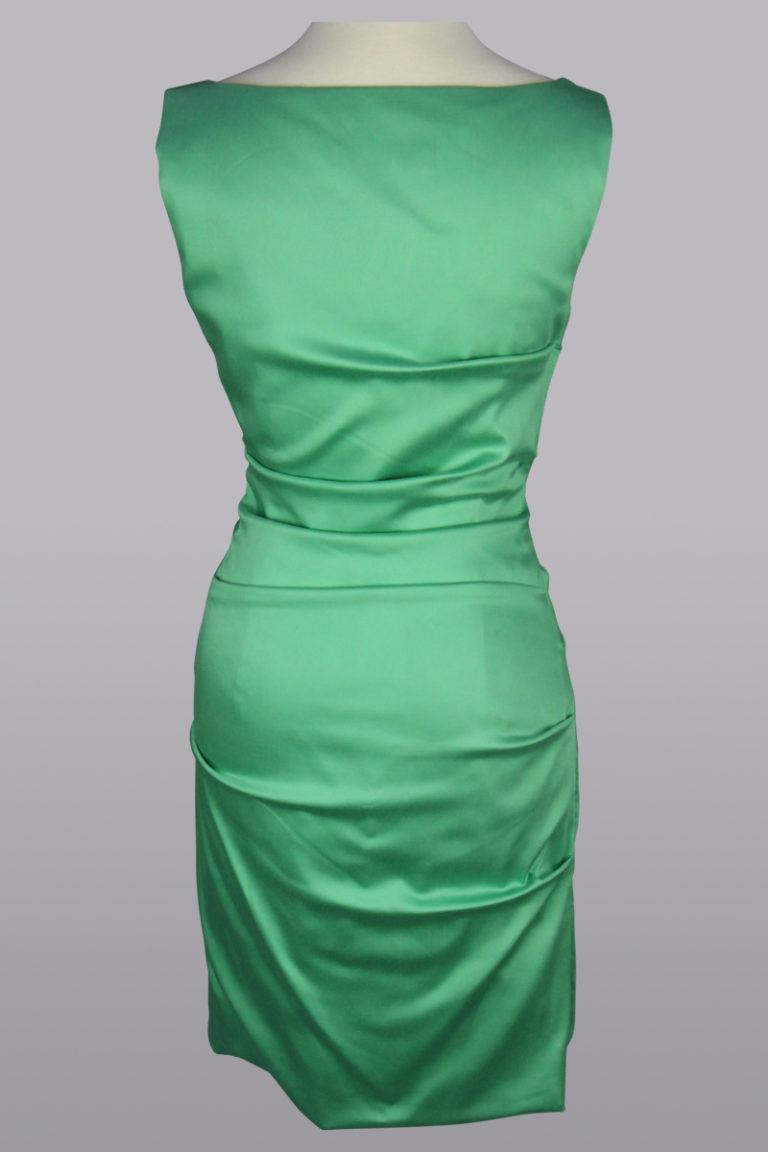 Stretch green dress