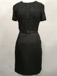 Black special occasion dress