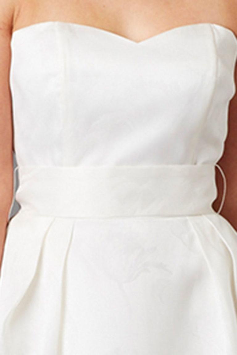 Off-White bridal belt