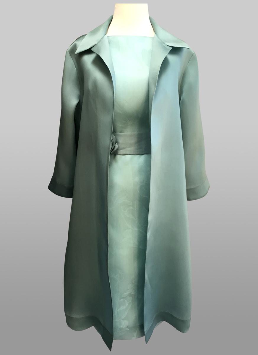 Organza Coat