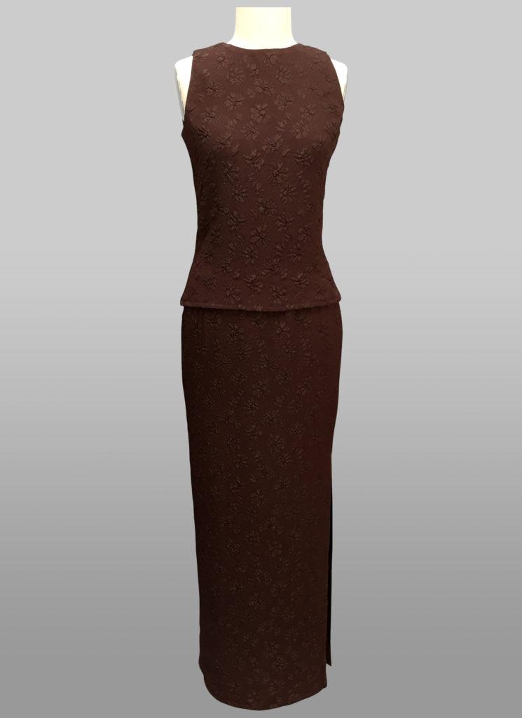 Siri Sheath Gown