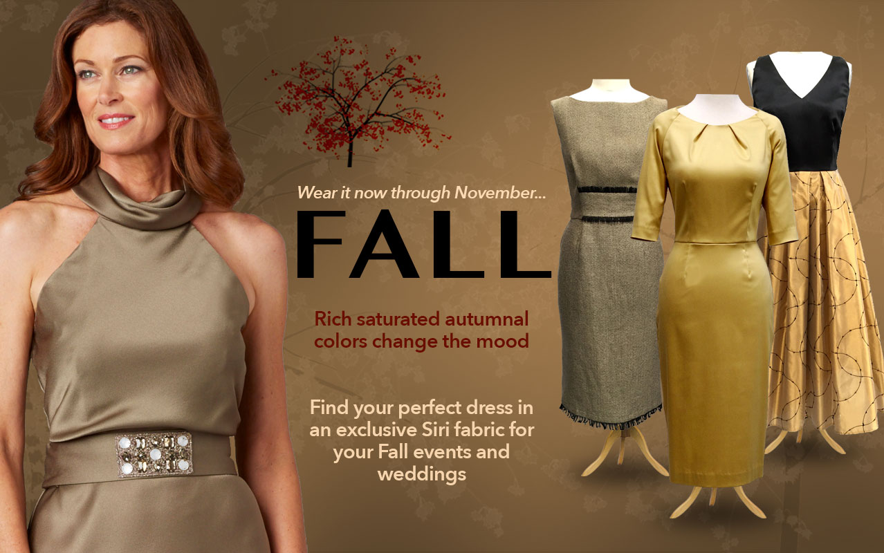Siri Dresses - Mother of the Bride Dresses and Special Occasion Dresses