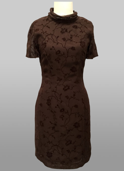 Cocktail Dress with sleeve