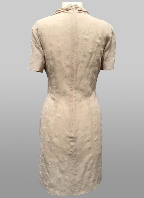short sleeve Cocktail Dress