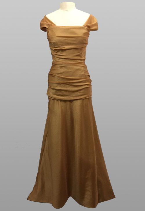 Bronze Gown