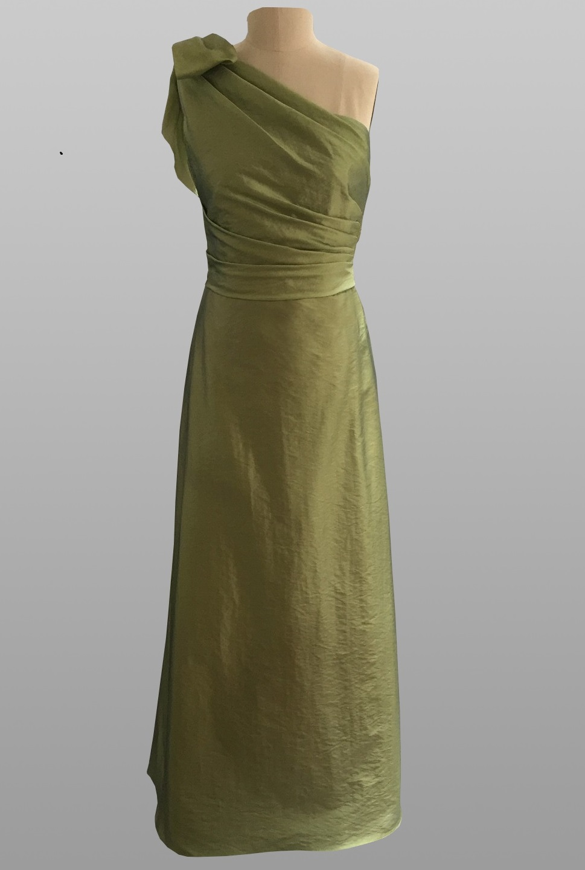 Jade Green Gown