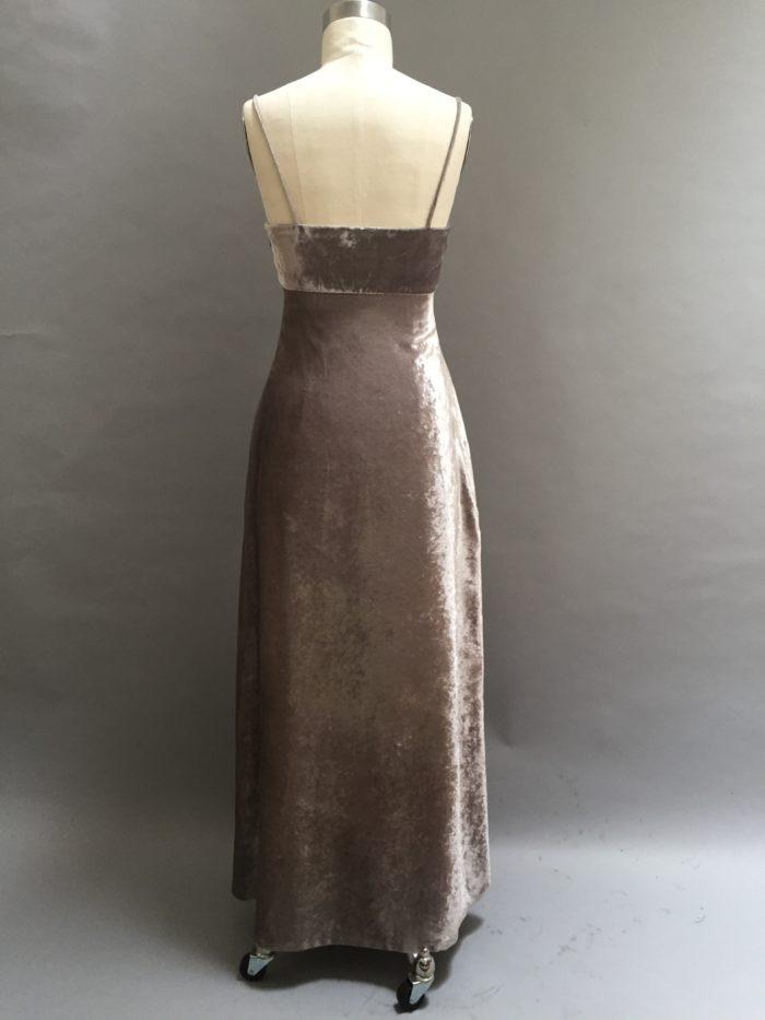 Siri Velvet Gown