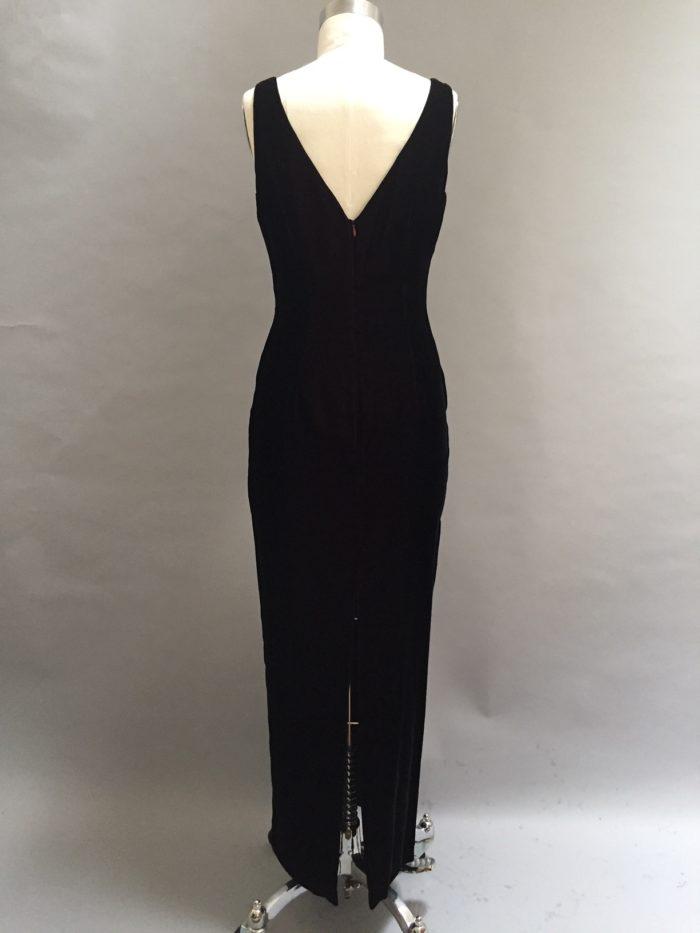 Velvet Gown - Siri