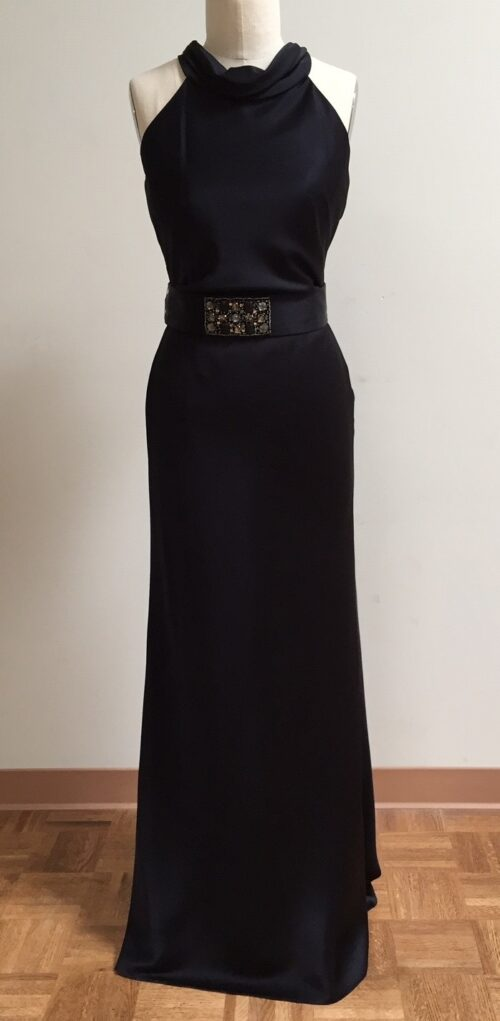 Navy Special Occasion Gown