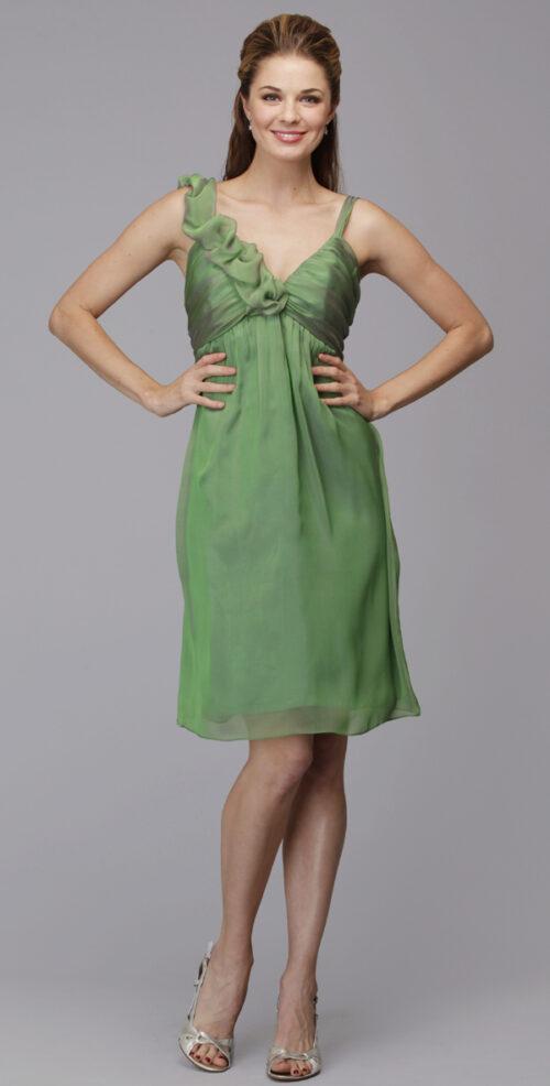 Chiffon Dress to wear to a wedding