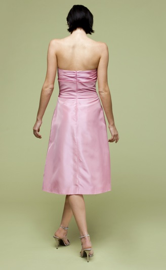 Pink Dress to wear to a wedding