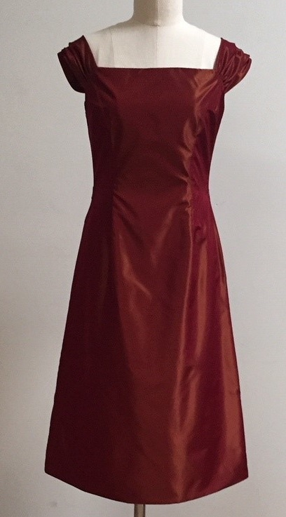 Fall special occasion dress